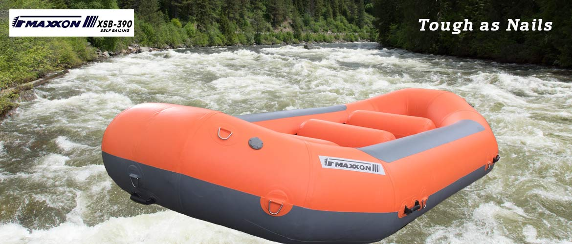 Maxxon XSB-390 Whitewater Raft