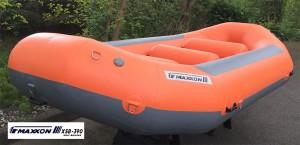 Maxxon XSB-390 Whitewater Raft front view